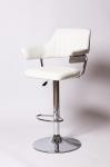 Барный стул BN 1181 белый