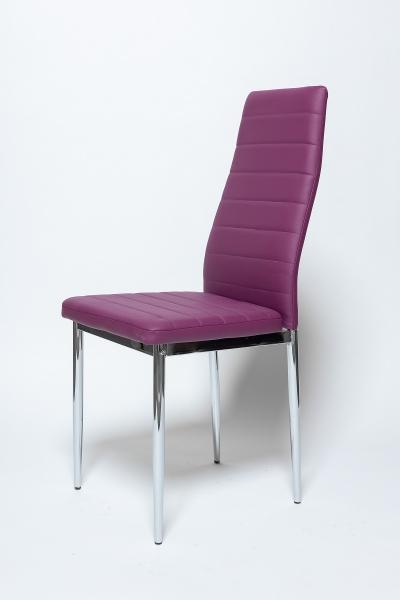 Стул F 261-3 пурпур