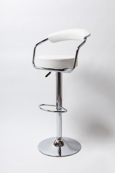 Барный стул BN-1080 белый