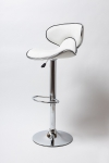 Барный стул BN 1008-3D белый