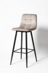 Барный стул UDC 8078 Темно-бежевый (G062-13)