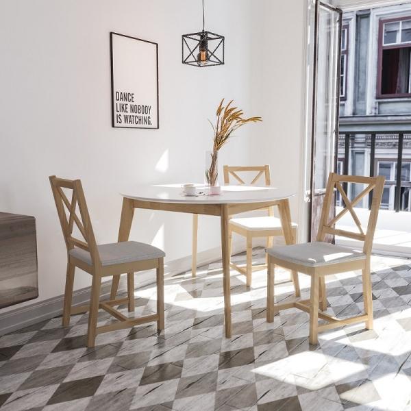 Стол Орион и стулья Мира