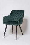 Кресло UDC 8266 темно-зеленое