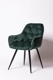 Кресло DC 147-1 зеленое
